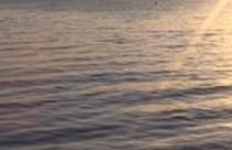 Τριχωνίδα, Ηλιοβασίλεμα στη Μυρτιά